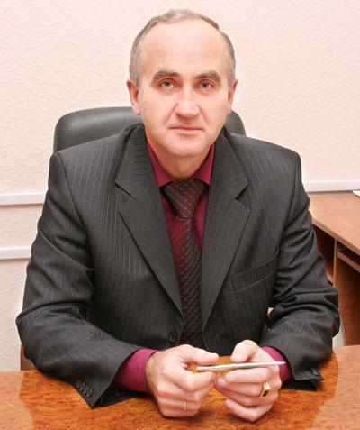 Николай Марков, главный архитектор области, начальник Главного управления архитектуры и градостроительства...
