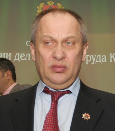 бывшей мэр города Новокузнецка Сергей Мартин фото