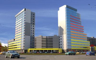 Коммерческая недвижимость в новых жилых комплексах Аренда офиса 10кв Златоустовская улица
